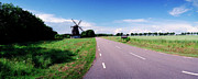 Europe Photo Originals - Hittarp Windmill by Jan Faul