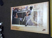 Nike Photo Originals - Hitting Machine  by Tony Gwynn