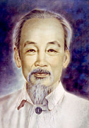 Jt History Photos - Ho Chi Minh 1890-1969 by Everett