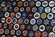 Nhl Originals - Hockey Pucks by Rob Hans