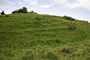 Celts Art - Hod Hill Iron Age Settlement by Dr Keith Wheeler