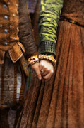 Romance Renaissance Photos - Holding Hands by Jill Battaglia