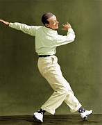 1942 Movies Prints - Holiday Inn, Fred Astaire, 1942 Print by Everett