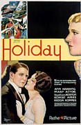 Love Triangle Posters - Holiday, Robert Ames, Mary Astor, Ann Poster by Everett