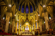 Manhattan Photos - Holiness by Johnny Lam