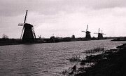 John Scates - Holland Windmills