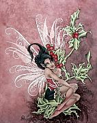 Ora  Moon - Holly Berry Faery