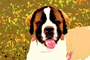 Puppies Digital Art - Holly by Dorrie Pelzer