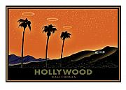 Hollywood Paintings - Hollywood Angels by Steve Beaumont