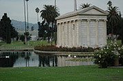 Haunted Mansion  Photos - Hollywood Forever by Liezel Rubin