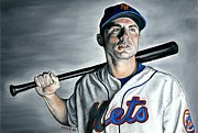 Mets Paintings - Hollywood in Queens by Jason Yoder