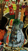 Music Photos - Holy Guitar by AdSpice Studios
