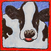 Jean Scanlin Wright - Holy Holstein
