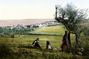 Holyland - Cana Of Galilee  Print by Munir Alawi