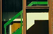 Art Ferrier Prints - Homage to Hopper Print by Art Ferrier