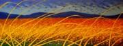 Homage To Van Gogh Print by John  Nolan
