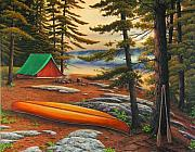 Canoe Originals - Home away from Home by Jake Vandenbrink