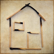 Miniature Effect Photos - Home by Bernard Jaubert