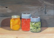 Peaches Originals - Home Preserves by Marie Dunkley