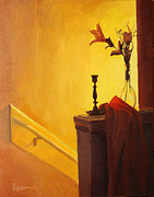 Still Life Paintings - Homecoming by Rachel Hames