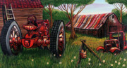 Tractor Originals - Homestead by Bob Crawford