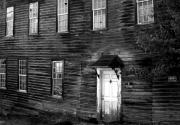Old Houses Photo Metal Prints - Homestead Metal Print by Emily Stauring