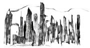Hong Kong Print by Michael Canning