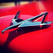 Instagramhub Photos - Hood Ornament by Dave Edens
