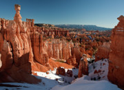 Hoodoo Prints - Hoodoo Morning - Bryce Canyon Print by Mark Christian
