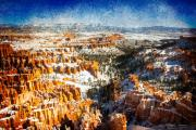 Inspiration Point Photos - Hoodoo Nation I by Irene Abdou