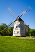 Hamptons Prints - Hook Mill Print by Pamela Deutchman