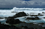 Beach Photograph Digital Art - Hookipa  -  Maui North Shore Hawaii by Sharon Mau