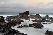 North Shore Prints - Hookipa landscape Print by Pierre Leclerc