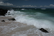 North Shore Prints - Hookipa Print by Sharon Mau