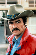 Burt Reynolds Posters - Hooper, Burt Reynolds, 1978 Poster by Everett