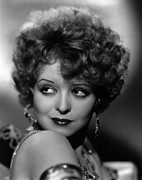 1933 Movies Photos - Hoopla, Clara Bow, 1933 by Everett