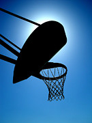 Basketball Sports Digital Art - Hoops Perfection by RJ Aguilar