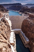 Colorado River Photos - Hoover Dam II by Ricky Barnard