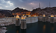 Jonas Wingfield Metal Prints - Hoover Dam Metal Print by Jonas Wingfield