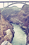 Hydroelectric Prints - Hoover Dam Nevada Print by GNL Media