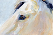 Horse  Pastels Paintings - Hope Doc by Kimberly Santini