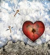Heart Digital Art - Hope Floats by Photodream Art