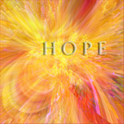 Library Digital Art - Hope by Margie Chapman