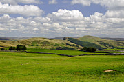 Derbyshire Cross Prints - Hope Valley from Winnats Head Print by Rod Johnson