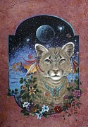 Mythical Figures - Hopi Cat by Keith Stillwagon