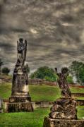 Grave Photo Originals - Hoping for an Angel by Jason Blalock