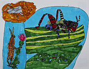 Cricket Originals - Hoppers and Crawlers by Stephanie Ward