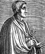 Horace Prints - Horace (65-8 B.c.) Print by Granger