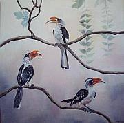 Hornbill Originals - Hornbills by Claudia Plunkett