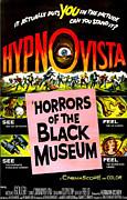 1959 Movies Photo Posters - Horrors Of The Black Museum, 1959 Poster by Everett